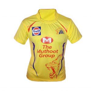 Chennai SUper King Kits for IPL 2020