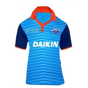 Delhi Capitals IPL 2020 jersey