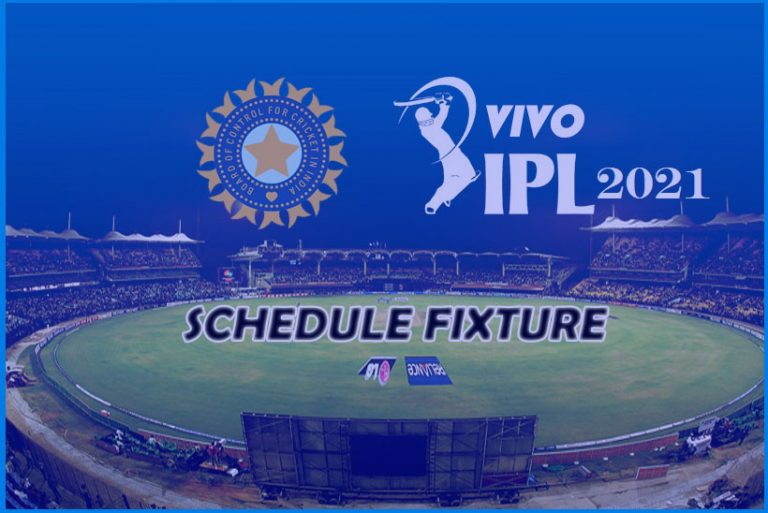 Vivo IPL 2021 Schedule (Phase 2 in UAE), Fixture, Time Table, Date,Chart, and Matches List