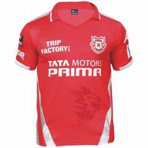 Kings XI Punjab 2020 Shirt for IPL