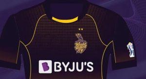 Kolkata Knight Riders 2020 IPL Kit