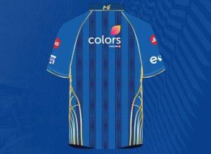 Mumbai Indians 2020 Official Kit