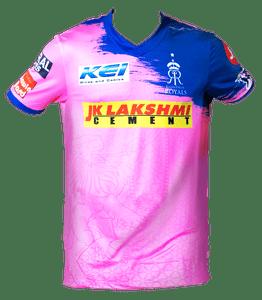 Rajasthan Royals IPL 2020 Kit