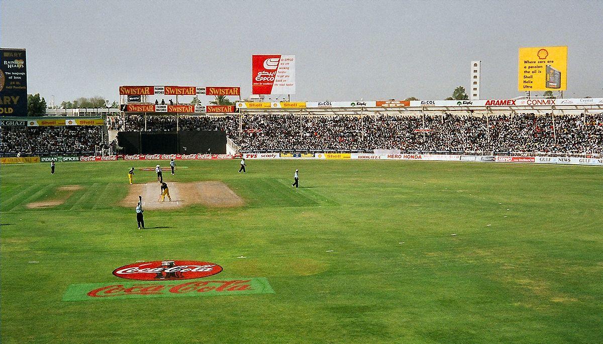 Sharjah Cricket for IPL 2020