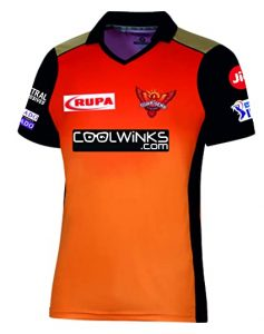 Sunrisers-Hyderabad-Kits-and sponsors 2020
