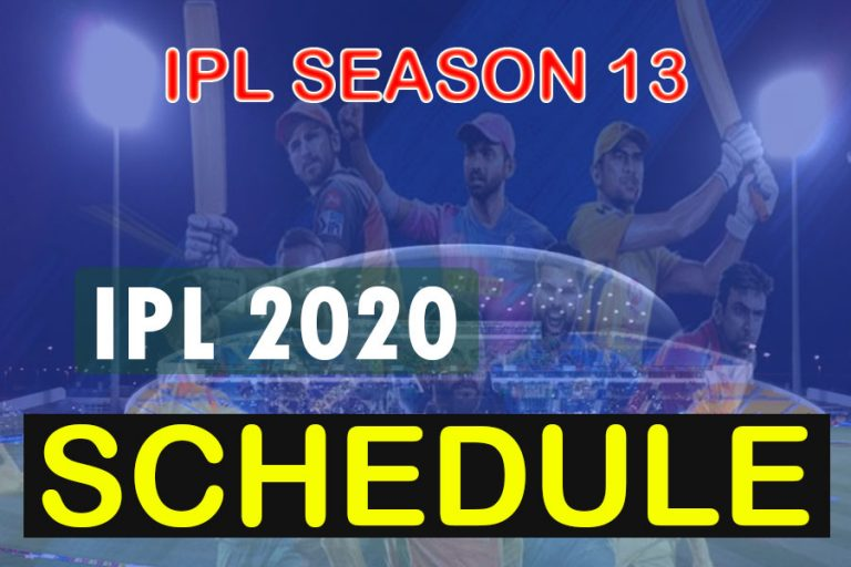 Vivo IPL 2021 Schdeule, Fixture, Time Table,Date ,Chart and Matches List