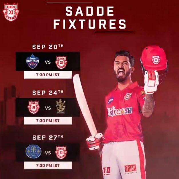 King-XI-Punjab-IPL-2020-Schedule-Fixture-Image