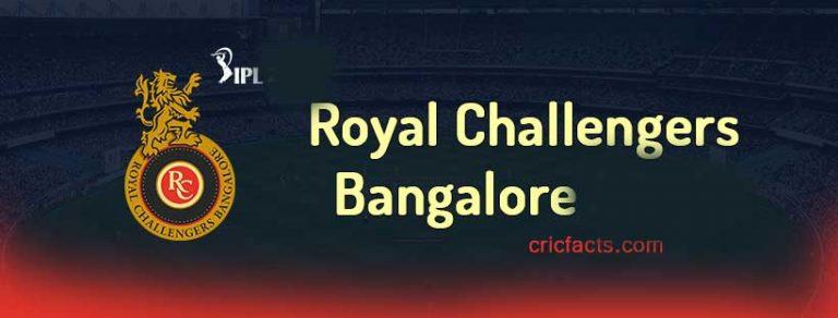 Vivo IPL 2021 Royal Challengers Bangalore Match Schedule, Match List PDF, Time Table, Player List 2021