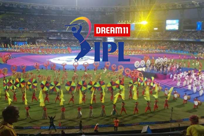 Opening Ceremony of IPL 2020