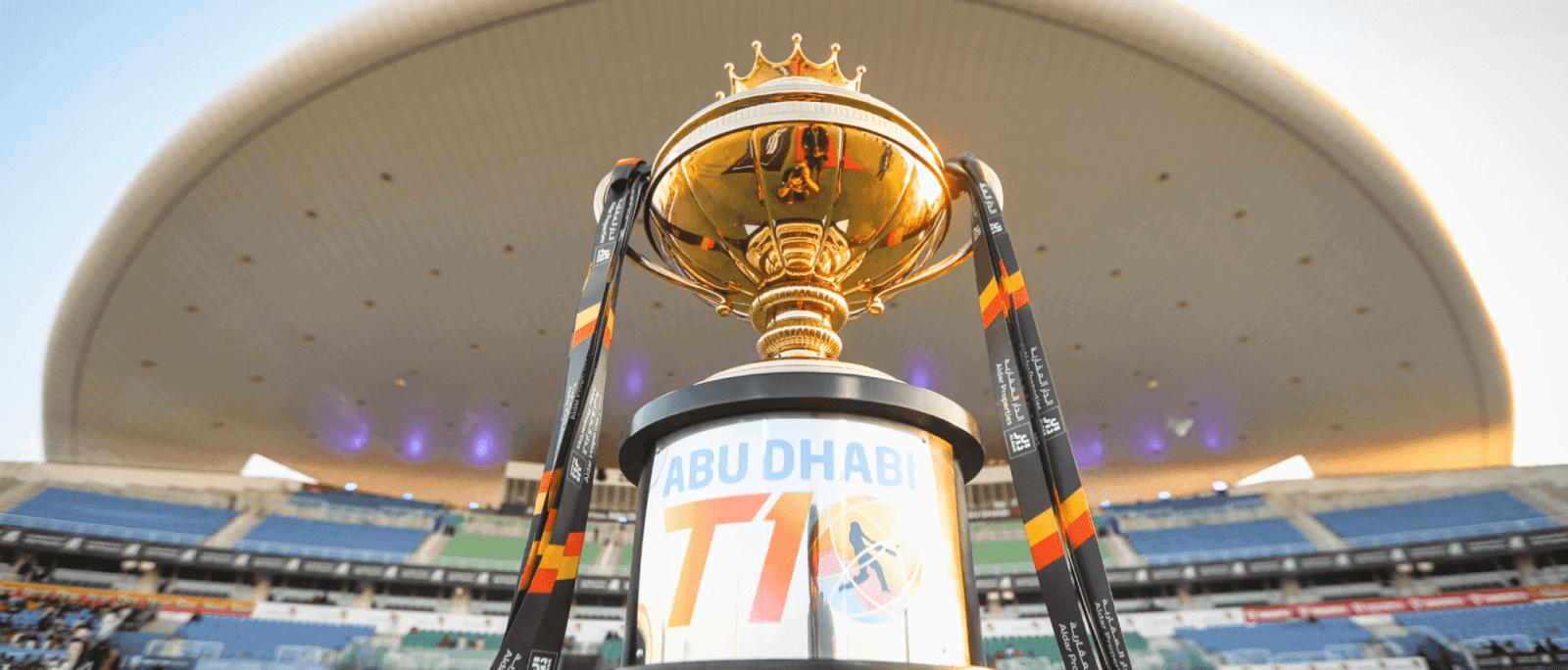 Abu Dhabi T10 League Schedule Fixture 2021