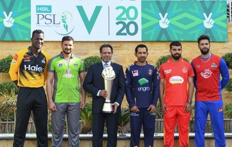 Pakistan Super League PSL 2021 Players Drafts