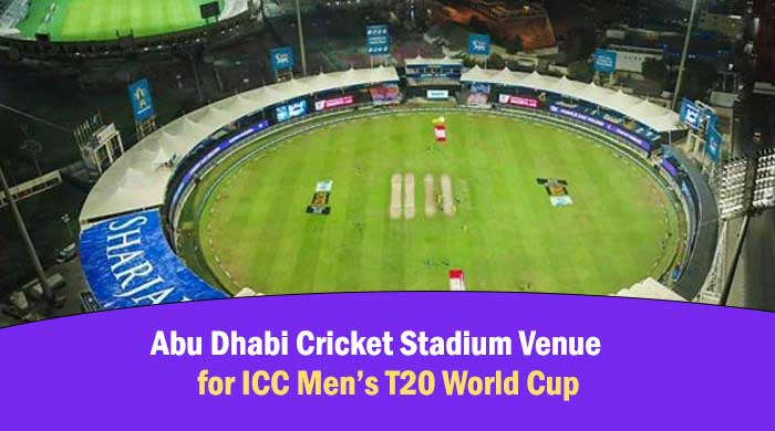 for ICC Men's T20 World Cup