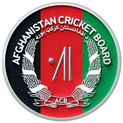 Afghanistan Cricket team logo