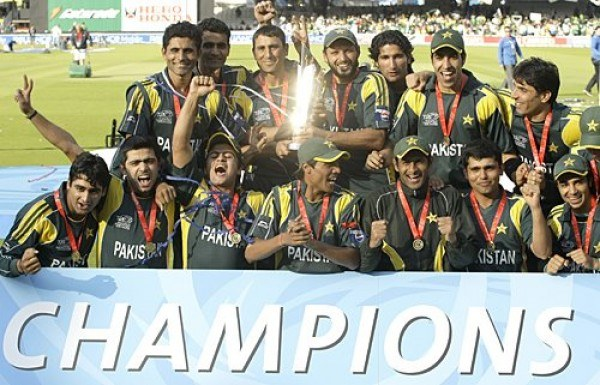 Pakistan – Champions of T20 World Cup 2009