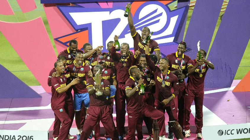 West Indies – Champions of T20 World Cup 2016