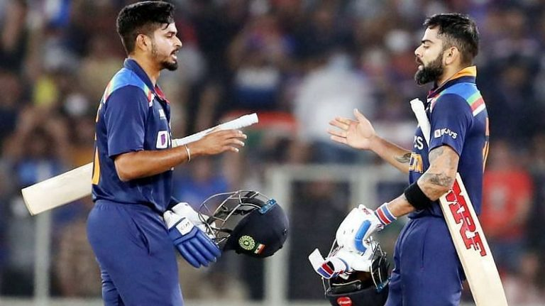 A list of India's likely team and players for ICC T20 World Cup 2021