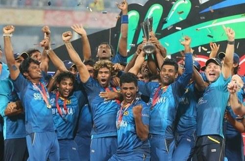Sri Lanka – Champions of T20 World Cup 2014