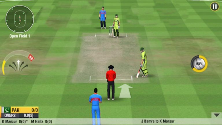 ICC T20 World Cup 2021 : Latest Games for Android and Apple Mobiles