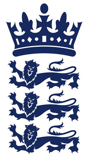 eNGLAND cricket team logo