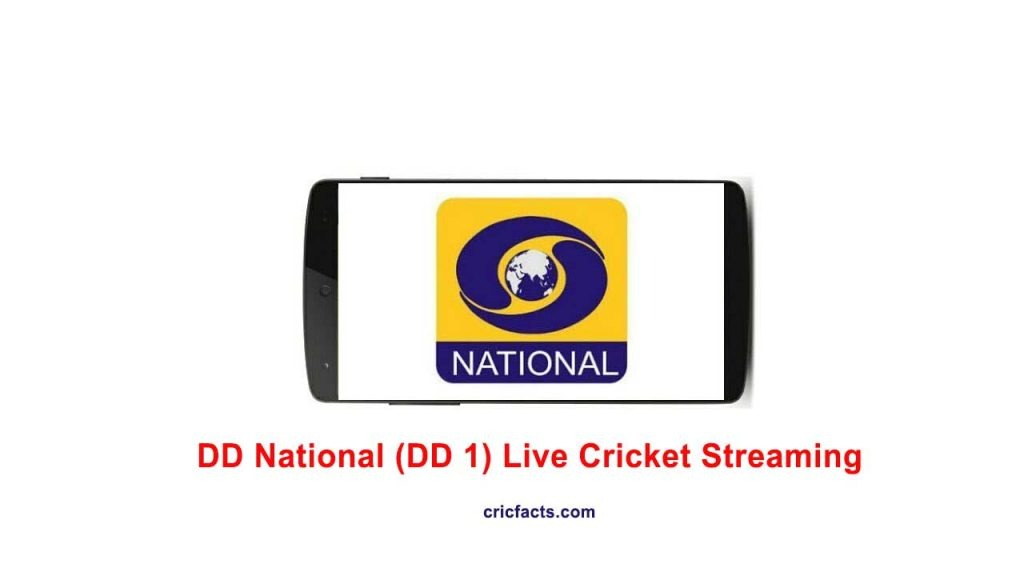 DD National (DD 1) Live Cricket Streaming Online T20 World Cup 2021 Today Match