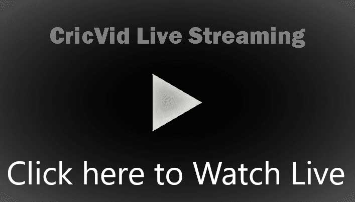 Watch T20 World Cup 2021 Live Cricket Match on CricVid