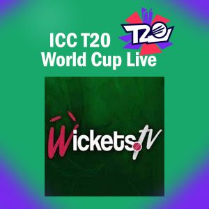 Wickets TV ICC T20 World Cup Live