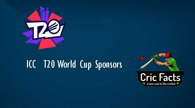Sponsorships & Official Partners of the ICC T20 World Cup 2021